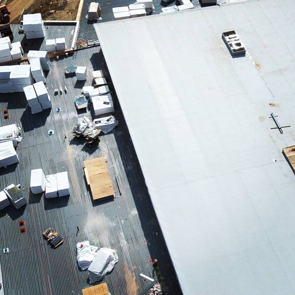The Premier Choice for Industrial Roofing
